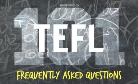 TEFL101FAQ