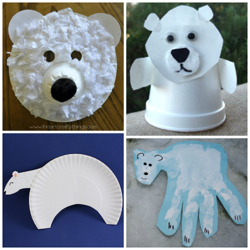 cute-polar-bear-crafts-for-kids